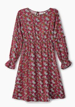 Name It Kids Blumenprint Kleid