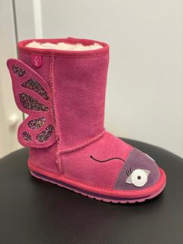 EMU Boots Butterfly