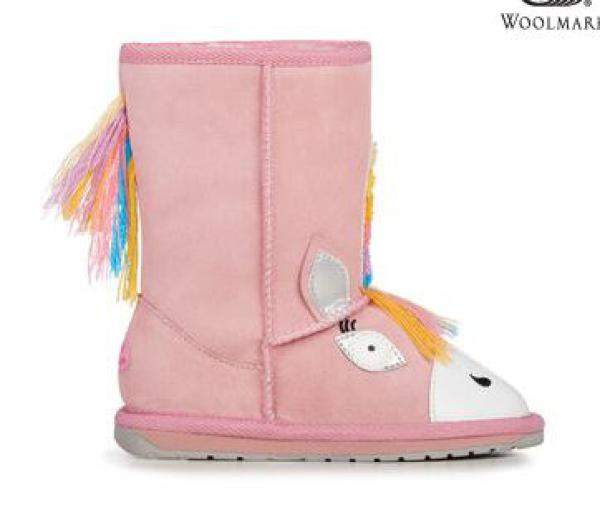 EMU Boots Magical Unicorn